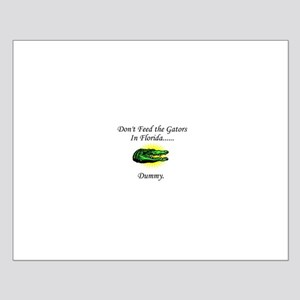 Gator Small Poster