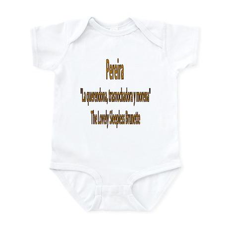 Pereira frases Infant Creeper
