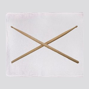 DRUMSTICKS III™ Throw Blanket