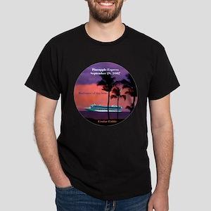 Pineapple Express 9-28-07 Black T-Shirt