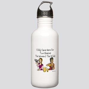 2 Reasons Stainless Water Bottle 1.0L