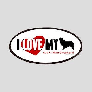 Australian Shepherd Patches