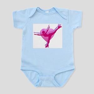 Skater Silhouette Infant Bodysuit