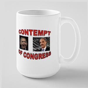CONTEMPTIBLE DUO Large Mug