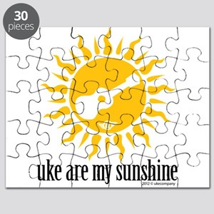 uke are my sunshine Puzzle