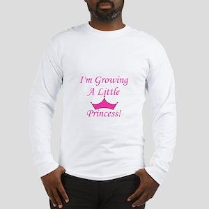 Growing A Little Princess Long Sleeve T-Shirt