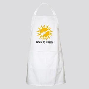 uke are my sunshine Apron