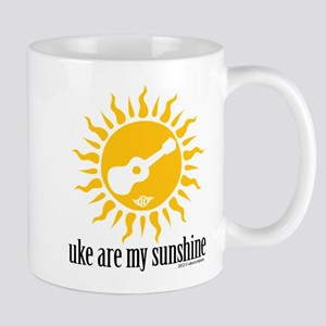 uke are my sunshine Mug