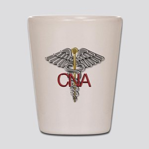 CNA Medical Symbol Shot Glass