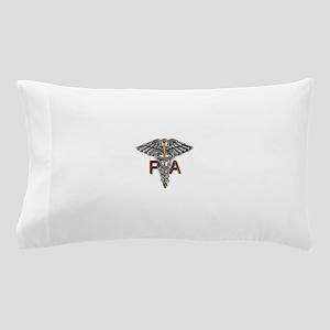 PA Medical Symbol Pillow Case