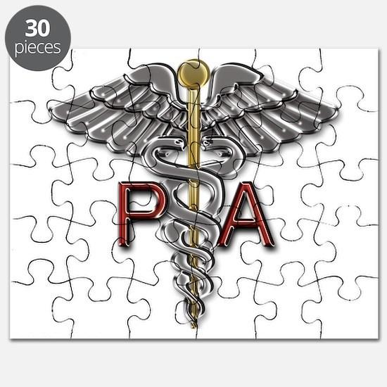 PA Medical Symbol Puzzle