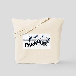 parkour3 Tote Bag