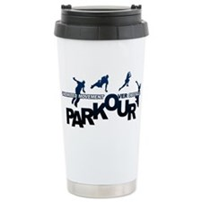 parkour3 Stainless Steel Travel Mug