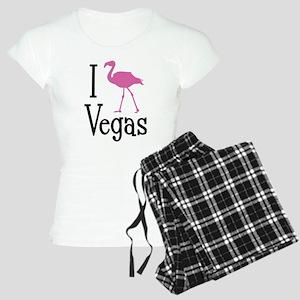I Love Vegas Women's Light Pajamas