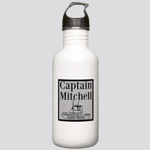 Personalized Captain Stainless Water Bottle 1.0L