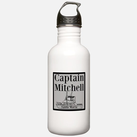 Personalized Captain Water Bottle