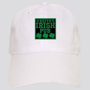 Personalized Irish Pub Cap