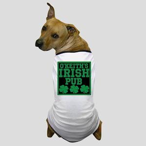 Personalized Irish Pub Dog T-Shirt
