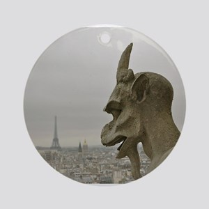 Paris No.2 Ornament (Round)
