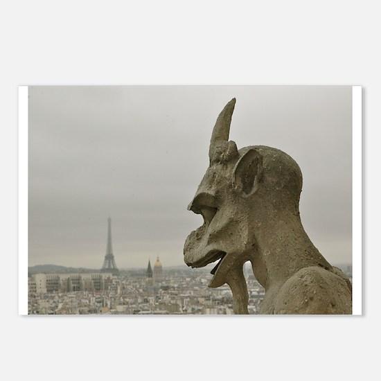 Paris No.2 Postcards (Package of 8)