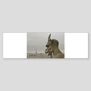 Paris No.2 Sticker (Bumper)