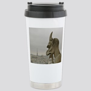 Paris No.2 Stainless Steel Travel Mug
