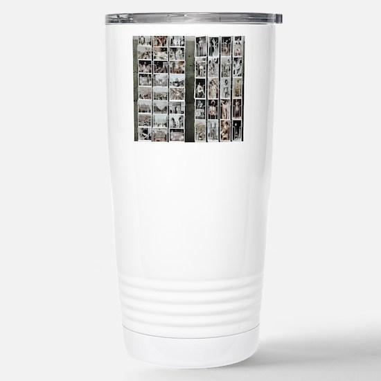 Paris No.3 Stainless Steel Travel Mug
