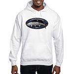 Tarpon Fishing Hooded Sweatshirt