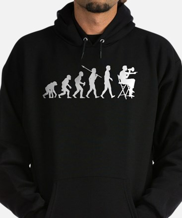 Movie Director Hoodie (dark)