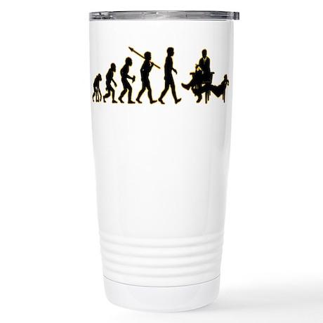 Psychiatrist Stainless Steel Travel Mug