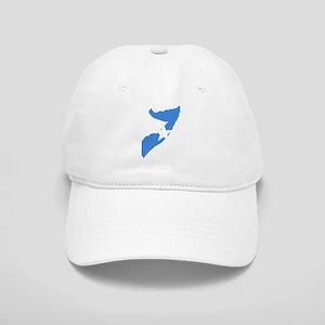 Somalia Flag and Map Cap