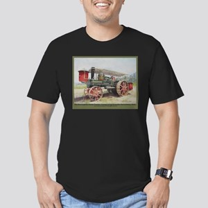 The Minneapolis Steam Tractor Men's Fitted T-Shirt