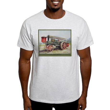The Minneapolis Steam Tractor Light T-Shirt