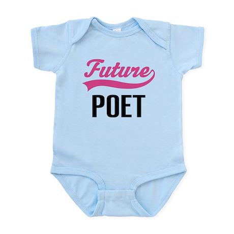 Future Poet Infant Bodysuit