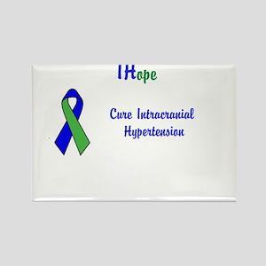 IH awareness Rectangle Magnet