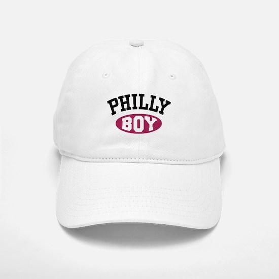 Philly Boy Baseball Baseball Cap
