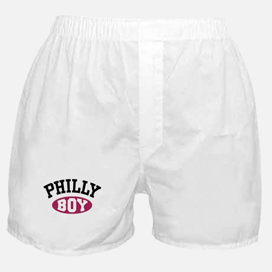 Philly Boy Boxer Shorts
