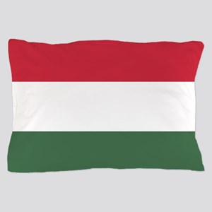 Flag of Hungary Pillow Case