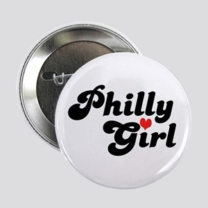 Philly Girl Button