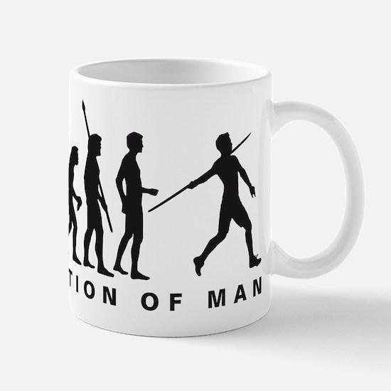 evolution javelin Mug
