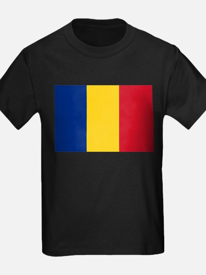 Flag of Romania T