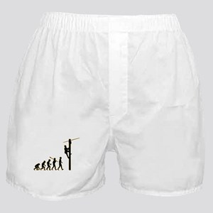 Telephone Technician Boxer Shorts