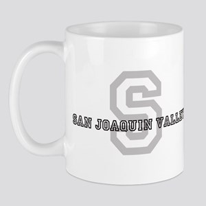 San Joaquin Valley (Big Lette Mug