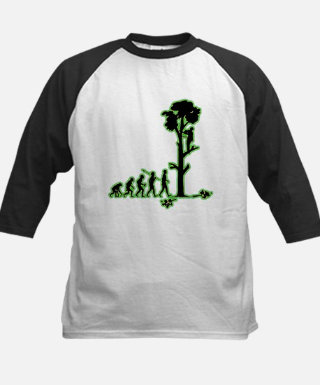 Tree Trimmer Kids Baseball Jersey