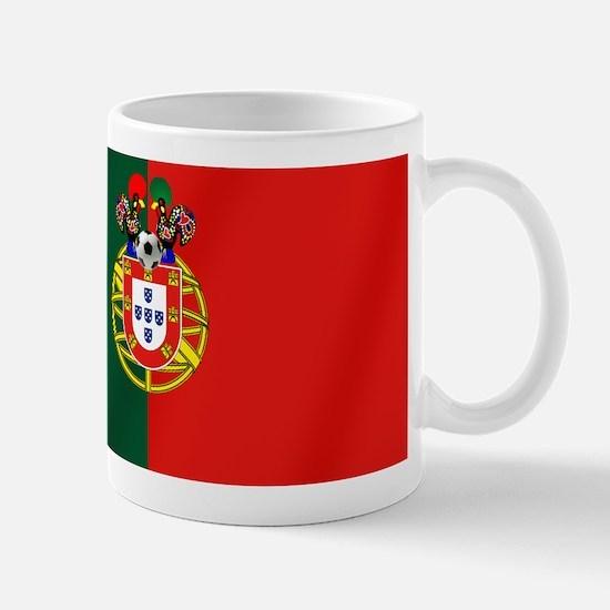 Portuguese Football Flag Mug