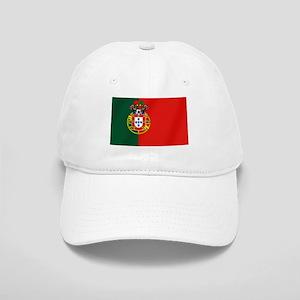Portugal Football Flag Cap