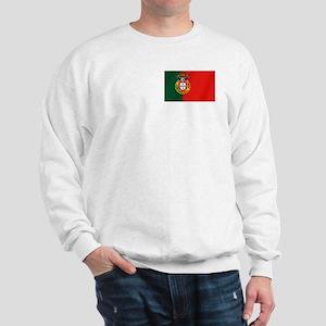 Portugal Football Flag Sweatshirt