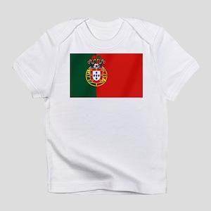 Portugal Football Flag Infant T-Shirt