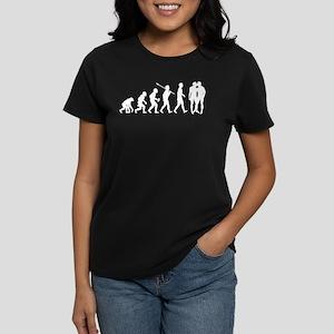 Gay Women's Dark T-Shirt