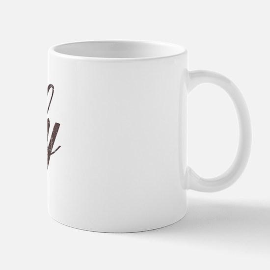 Vintage Sicily Mug